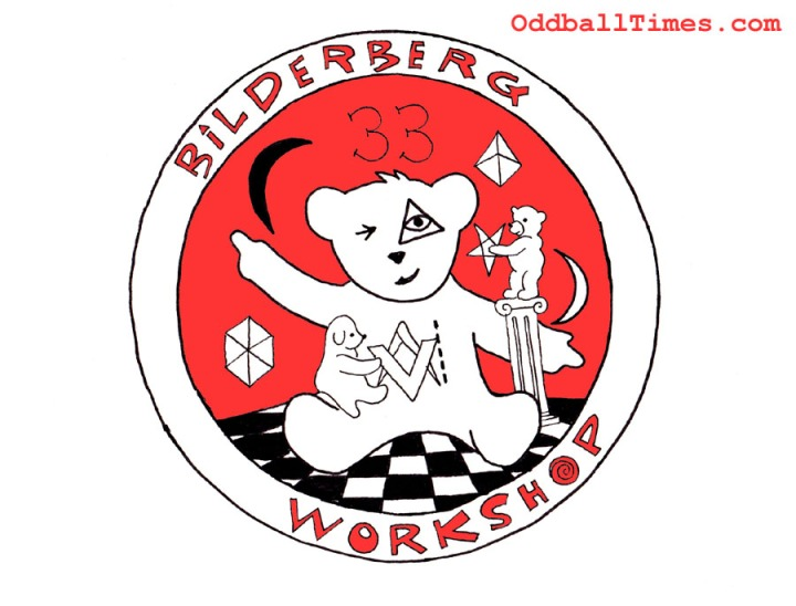 A parody of the Build-A-Bear Workshop logo with masonic symbolism. By Oddball Times